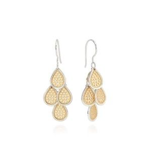 Anna Beck multi year drop earrings